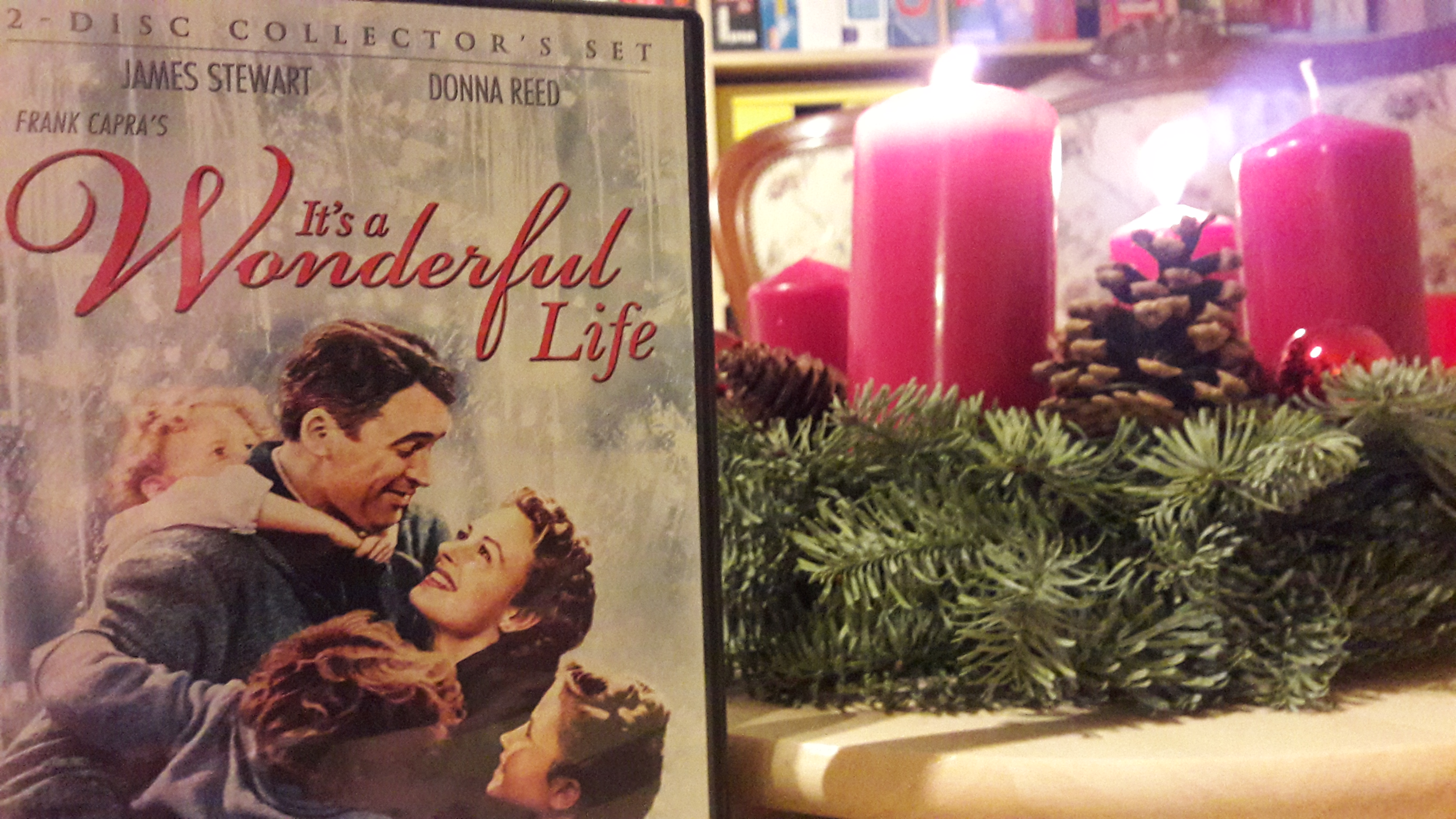 Die Engel, das sind die Anderen: It's a Wonderful Life
