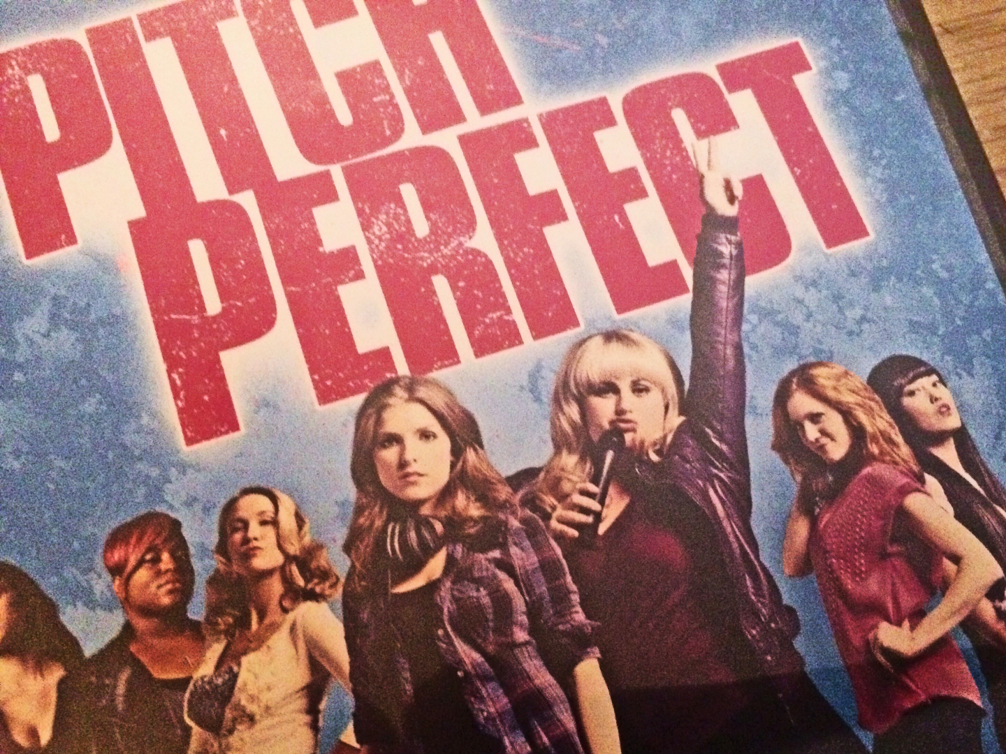 Voll im Trott, not my Trott: Pitch Perfect