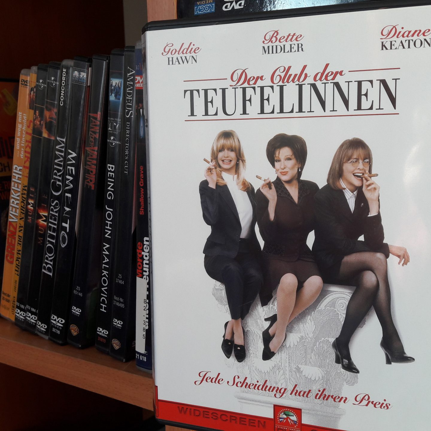 Reife Rächerinnen: The First Wives Club