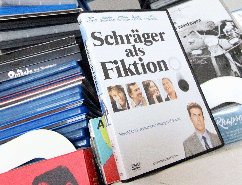 Dichtung und Wahrheit: Stranger Than Fiction