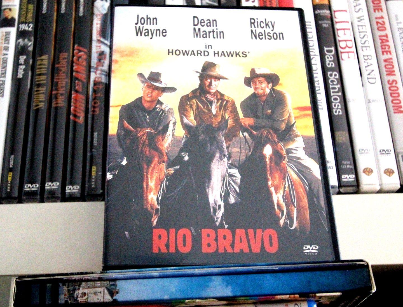 Wilder Westen ganz erwachsen: Rio Bravo